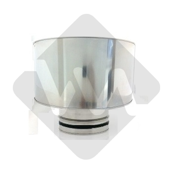 ANTI DOWN-DRAUGHT CAP INT. CONE