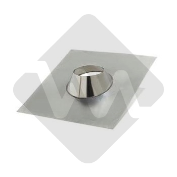 5º-35º ADJUSTABLE FLASHING ST.ST. / ALUMINUM