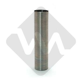 10 METERS ROLL STAINLESS STEEL FLEXIBLE PIPE DOUBLE WALL