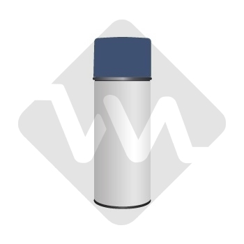 SPRAY STOVE BRIGHT AZUL PATRIOTA 400 ml P.H.T. 6318